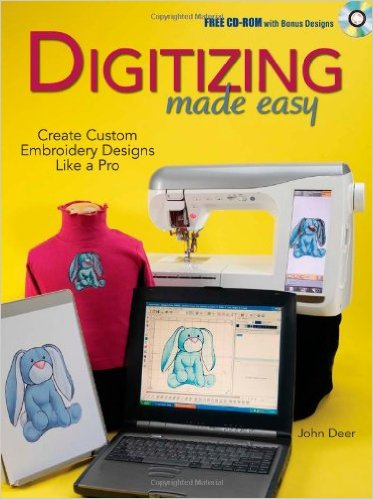Embroidery Digitizing Is Not Necessarily Easy Embroidery Works